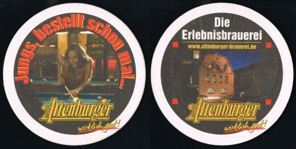 Altenburger Bierdeckel